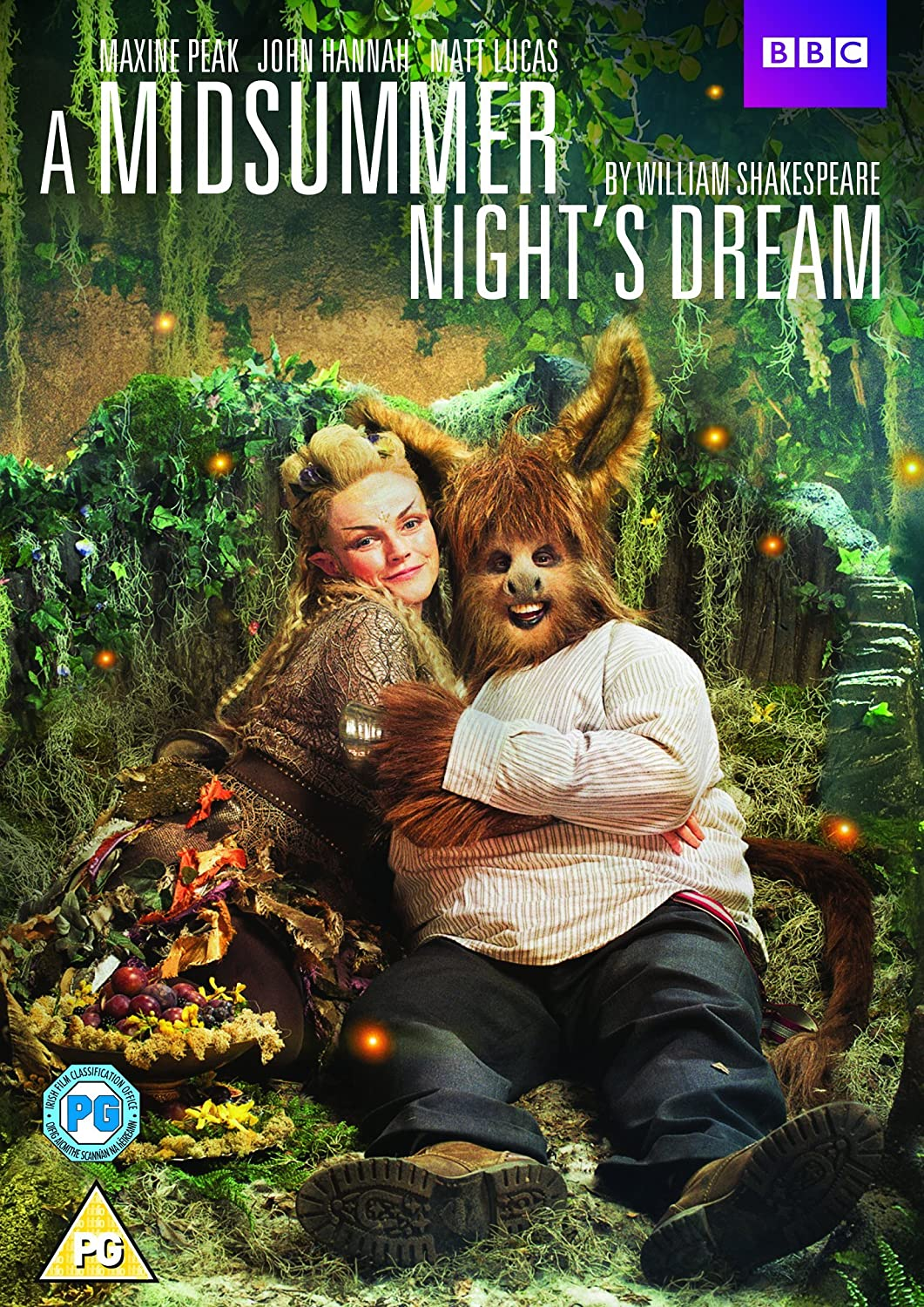 Russell T Davies's A Midsummer Night's Dream cover