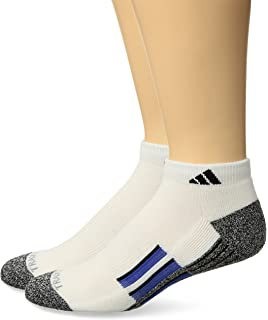 new products 8c8f4 f9e6a adidas Mens Climalite X II Low Cut Sock (2-Pair)
