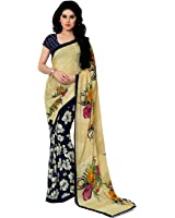 Anand Sarees Saree with Blouse Piece