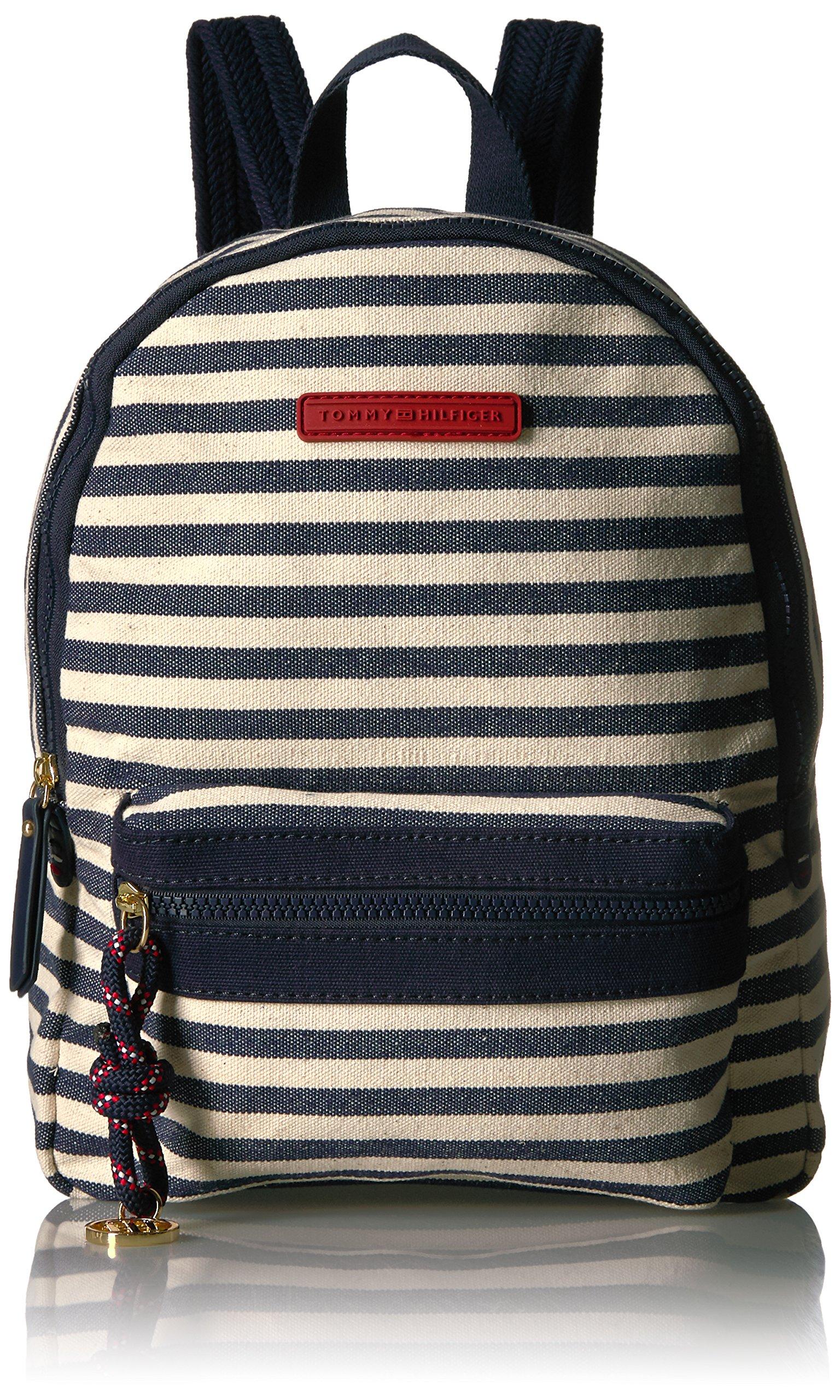 Tommy Hilfiger Backpack Dariana, Navy/Natural