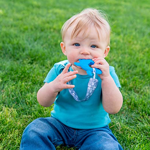 Amazon.com: Dodo - Juego de 4 pinzas para chupete para bebés ...