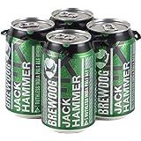 ブリュードッグ ジャックハマー ルースレスインディアペールエール 缶 330ml×4本 クラフトビール