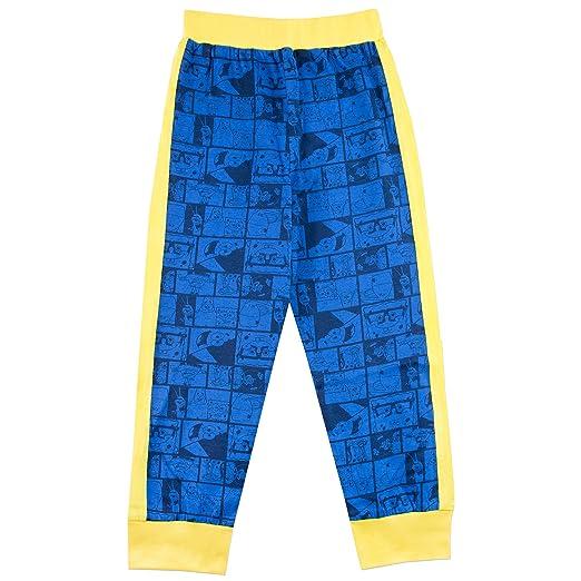 e7a37e92b5 Spongebob Squarepants Boys Sponge Bob and Patrick Pyjamas  Amazon.co.uk   Clothing