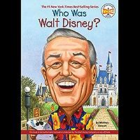 Who Was Walt Disney? (Who Was?) (English Edition)