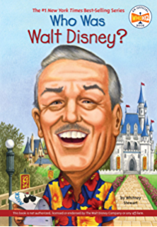 Walt Disney A Kids Book With Fun Facts About The History Life