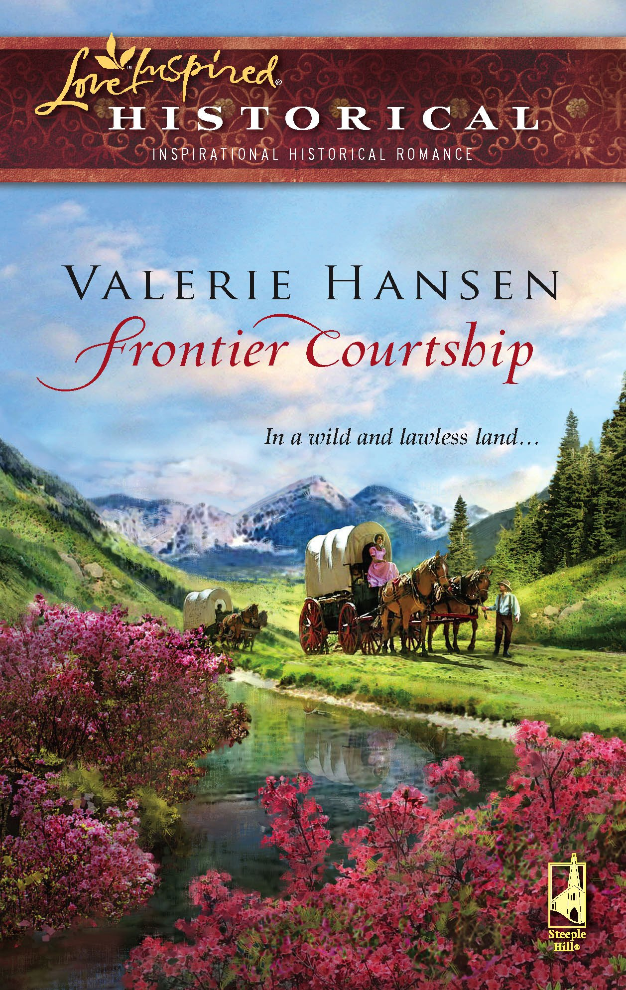 Frontier Courtship (Steeple Hill Love Inspired Historical #4) pdf