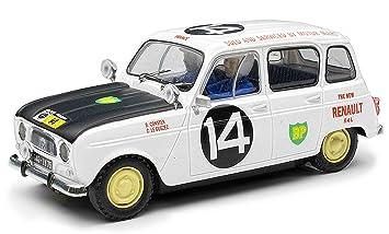 Scalextric Original - Renault 4L, vehículo (Fabrica de Juguetes A10192S300): Amazon.es: Juguetes y juegos