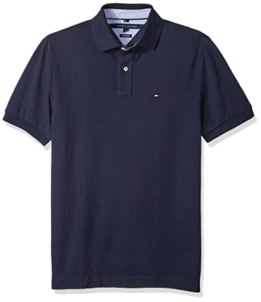 18f71333ac3410 Tommy Hilfiger Men s Polo Shirt  Amazon.ca  Clothing   Accessories
