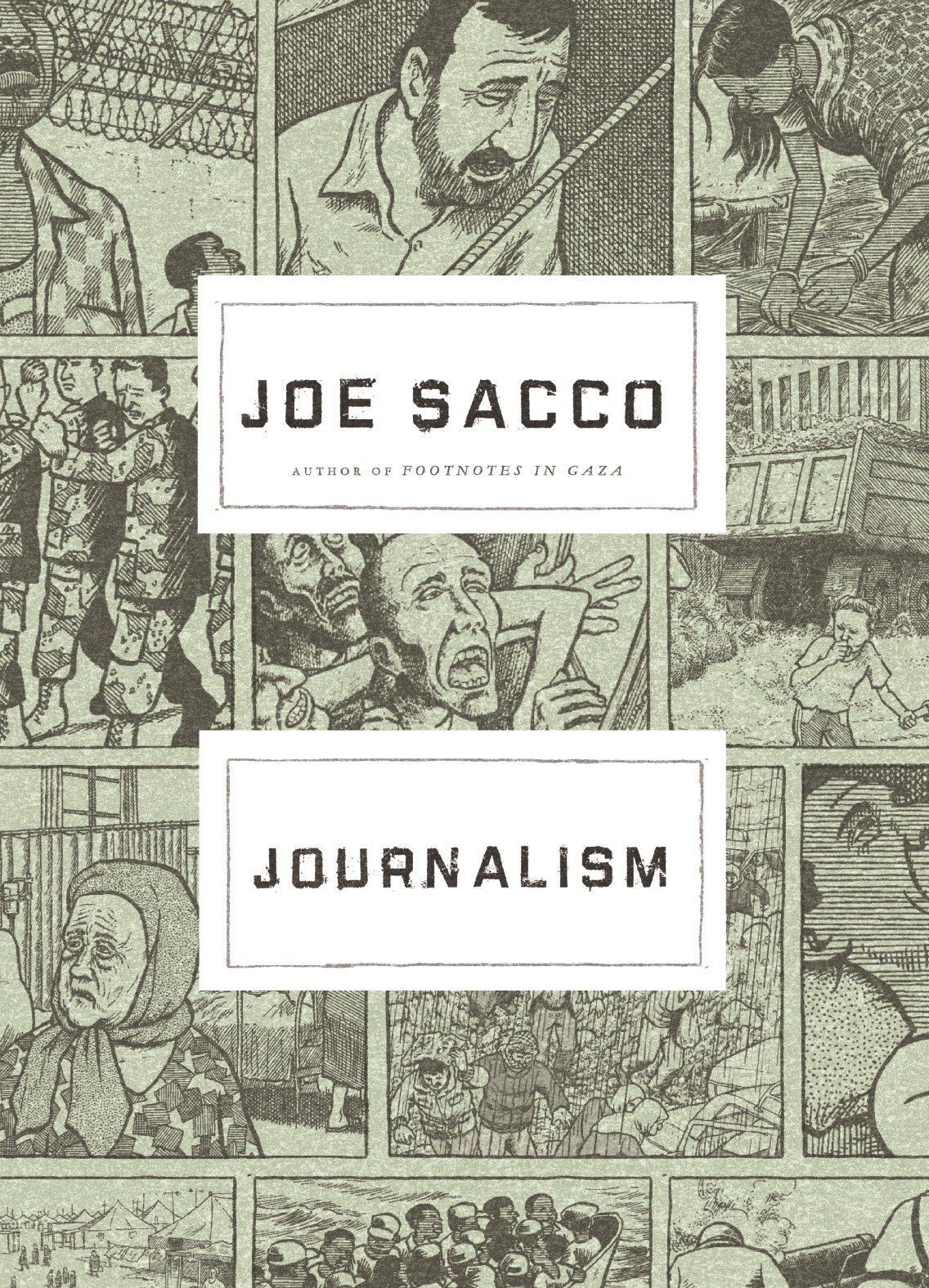 Journalism por Joe Sacco