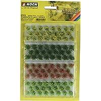"""NOCH-07010 Manojos de Hierba XL """"Florido"""", Color Verde"""