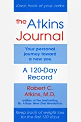 The Atkins Journal: Your Personal Journey Toward a New You, A 120-Day Record Plastic Comb