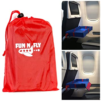 Fun N Fly Foldable Travel Tray