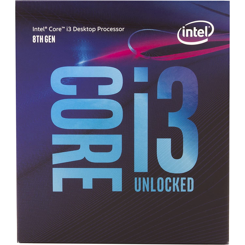 Intel i3 8350K 4 GHz LGA1151 / H4
