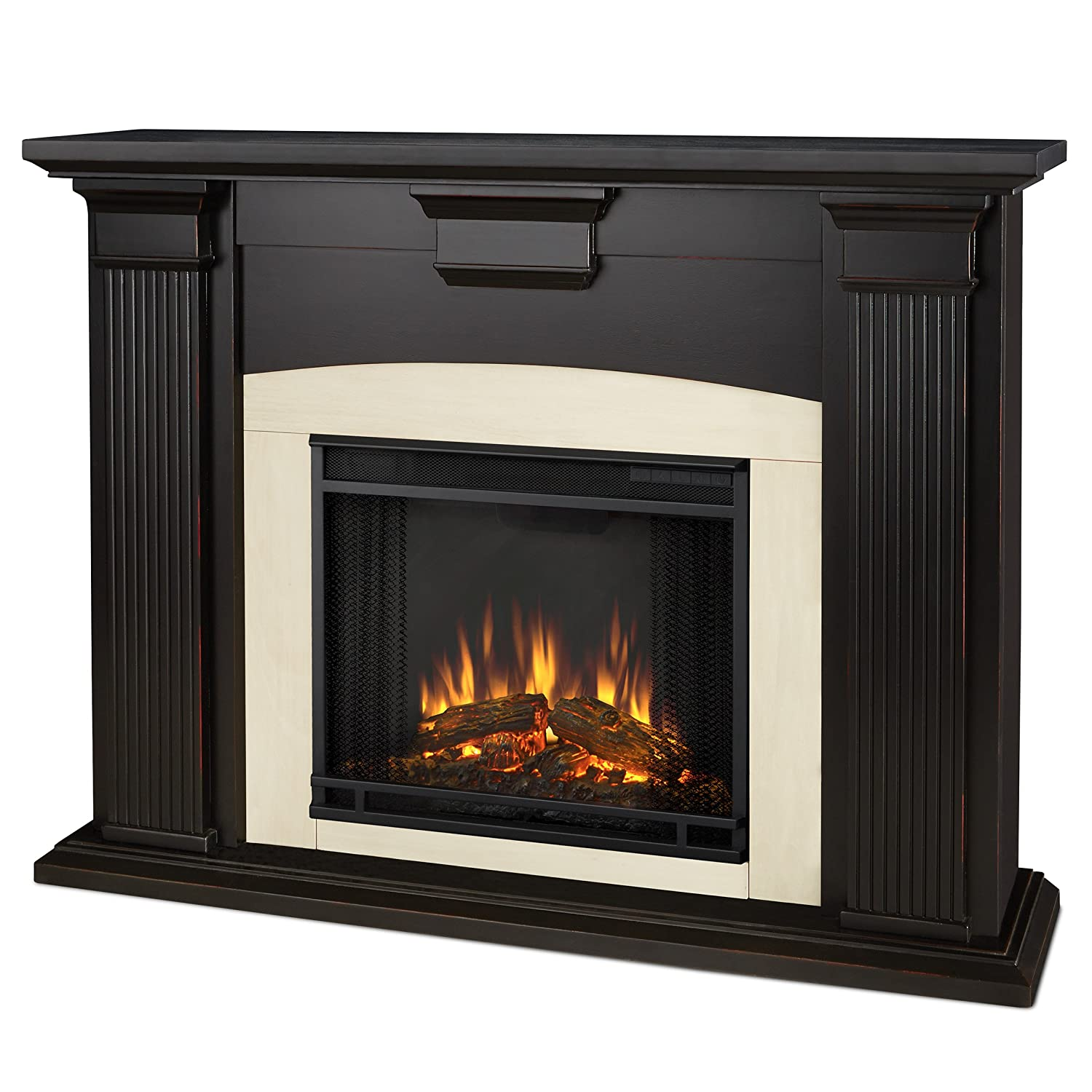 Amazon.com: Real Flame 7920E Adelaide Electric Fireplace, Medium ...