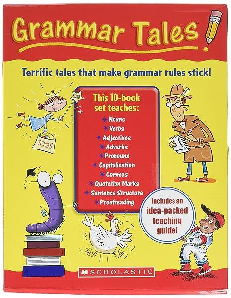 Grammar tales scholastic teaching guide grades 3 and up pamela.