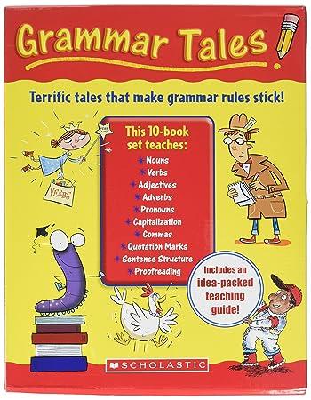 Amazon. Com: scholastic 0439458153 grammar tales, 120-page.