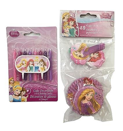 Velas de cumpleaños decoración de pasteles cupcakes liners ...