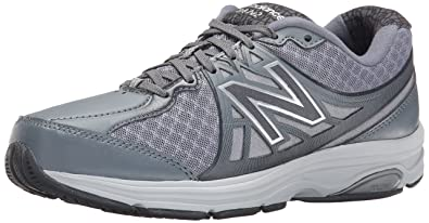 New Balance Womens WW847V2 Walking Shoe       Dark Grey Silver