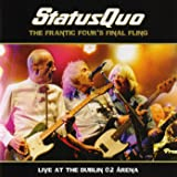Status Quo - The Frantic Four's Final Fling/Live At The Dublin O2 Arena  (+ CD) [Blu-ray]