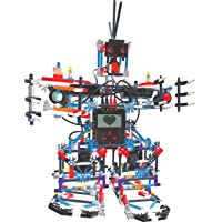 Deals on K'NEX Education Robotics Building System Set 825 Pieces