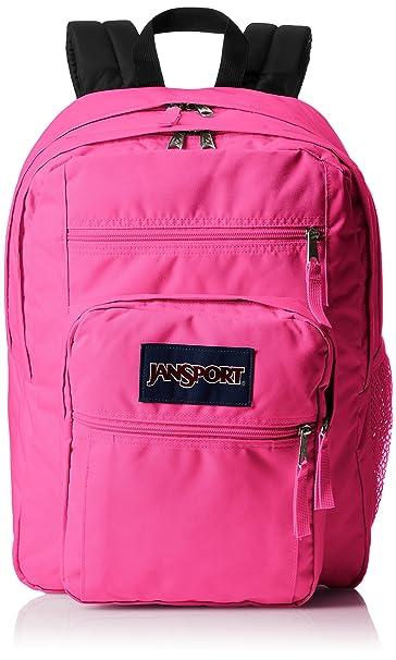 Amazon.com  JanSport Big Student Backpack - Ultra Pink - Oversized ... 8e83f326b7