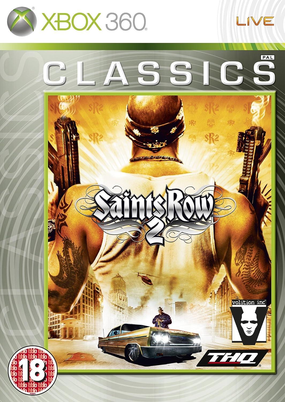 Saints Row 2 Classic (Xbox 360) [Importación inglesa]: Amazon.es ...