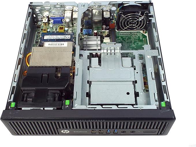 Hp Elitedesk 800 G1 Pc Ultra Slim Desktop Intel Core Computer Zubehör