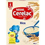 NESTLÉ CERELAC Rice Baby Cereal Stage 1 – 200g.
