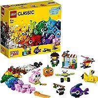LEGO® Classic Yapım Parçaları ve Gözler 11003 Yapım Kiti (451 Parça)