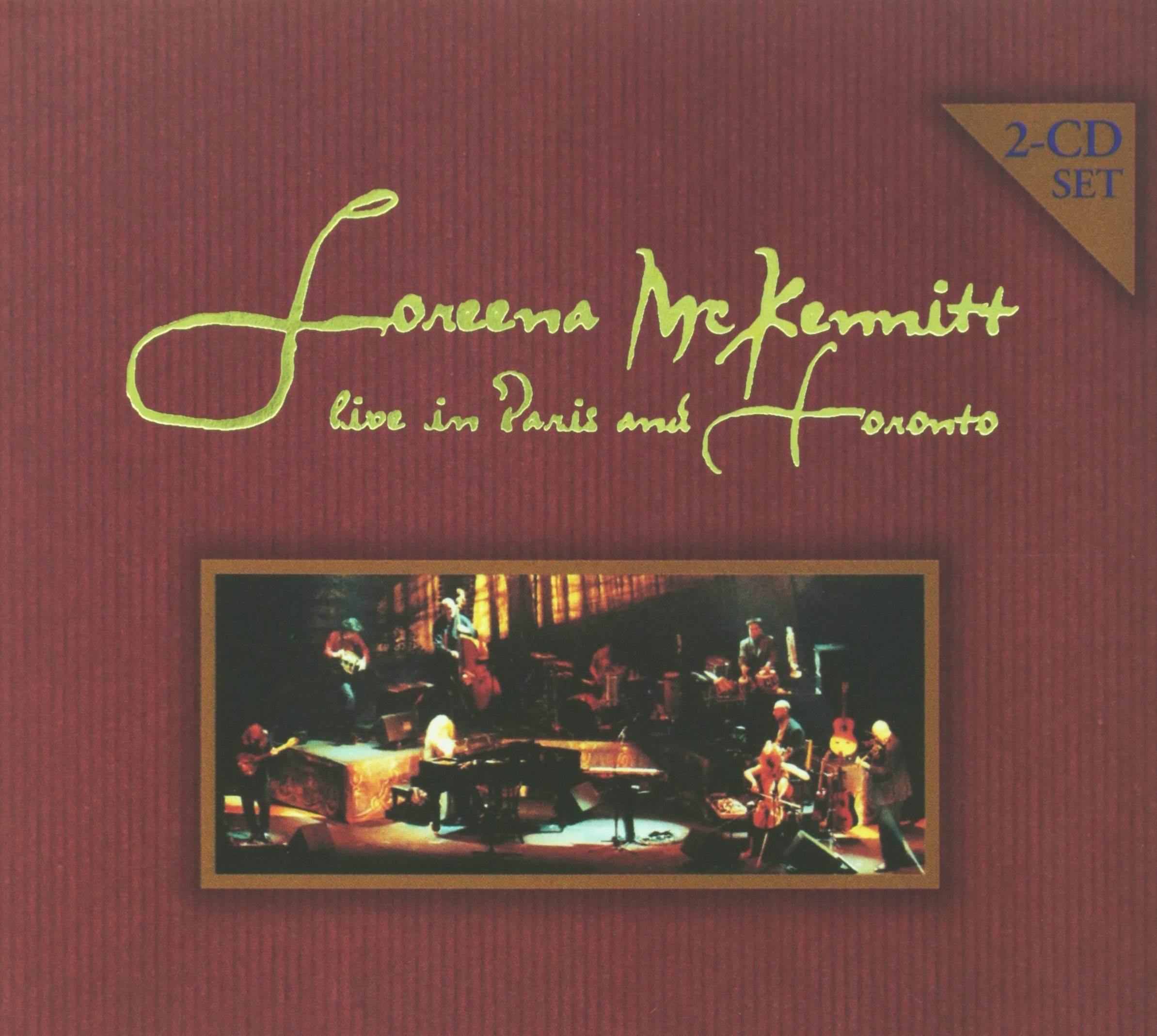 Live In Paris And Toronto [2 CD]