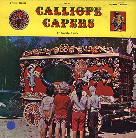 Amazon.com: Calliope Capers: Music
