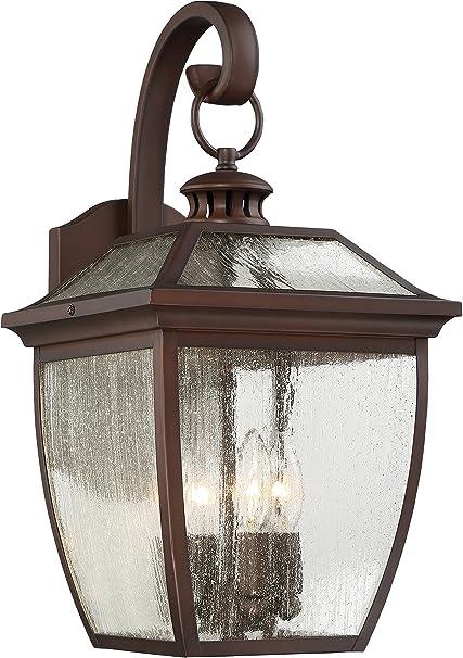 Amazon.com: The Great Outdoors 72523 – 246 4 luz de pared ...