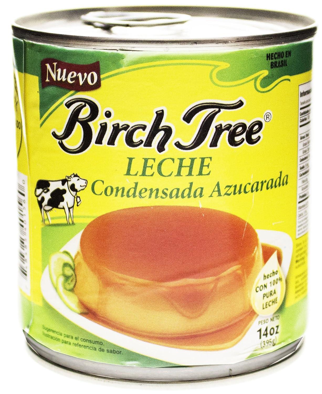 Amazon.com : Birch Tree Sweetened Condensed Milk, 14 Fluid Ounce : Grocery & Gourmet Food