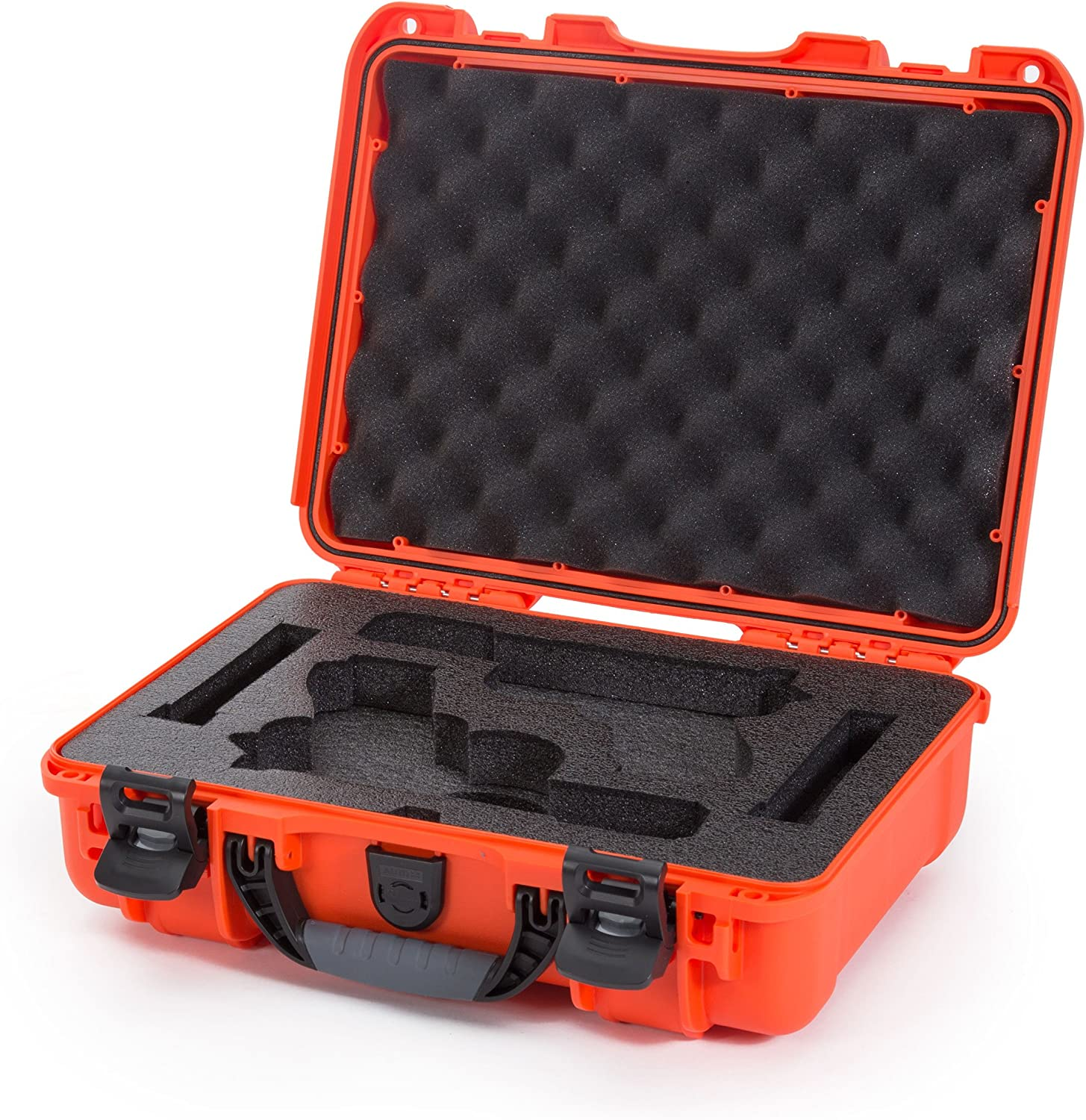 Nanuk 910 Waterproof 2UP Glock Pistol Hard Case