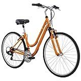Diamondback Bicycles Women's Vital 1 Complete Hybrid Bike
