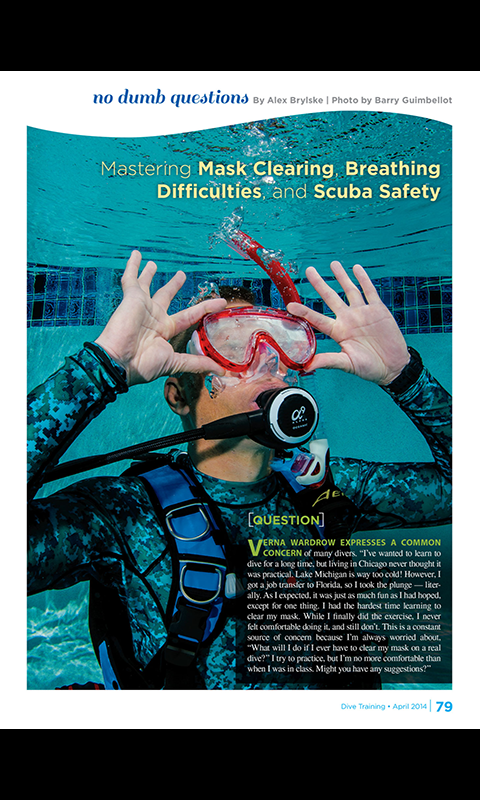 Dive training magazine appstore for android - Dive training magazine ...