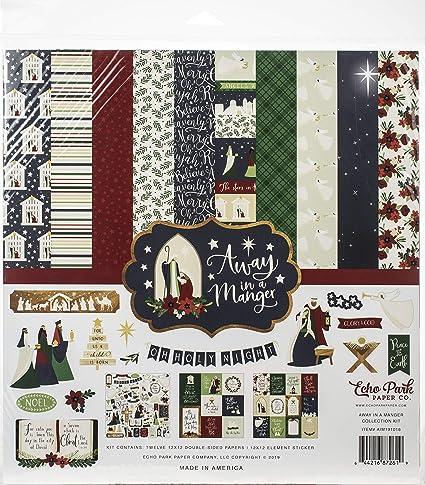 Echo Park Paper Carta Bella Kit de Papel para Manualidades 30,4/x 30,4/cm, casera con Amor