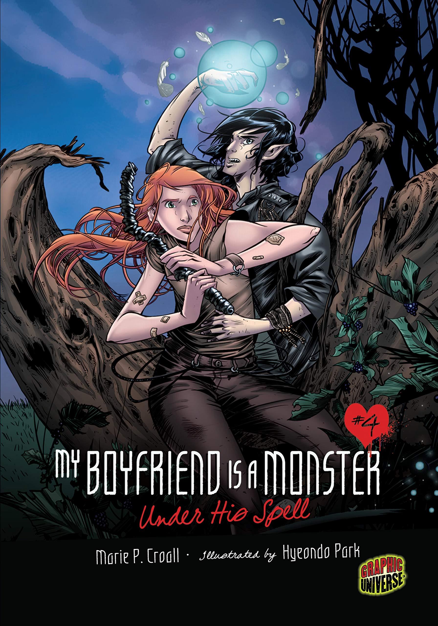 Download Under His Spell (My Boyfriend Is a Monster) pdf