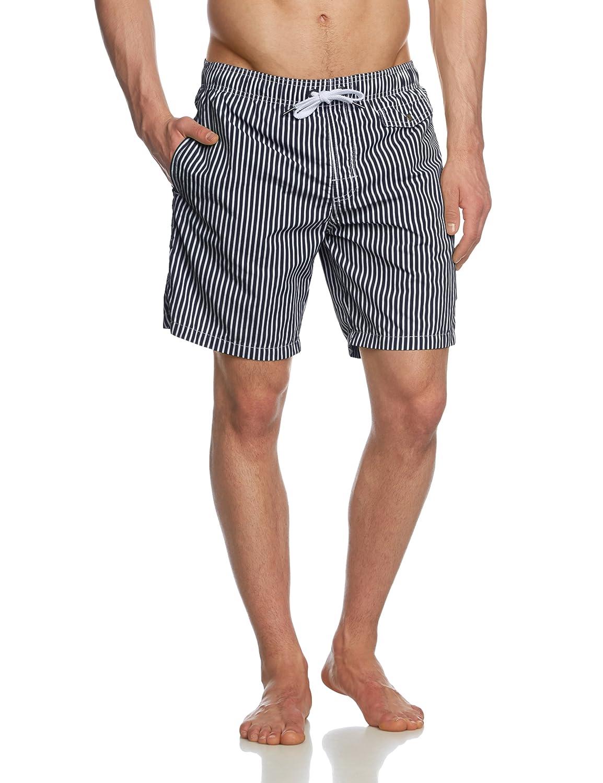 Marc O& 039; Polo Bodywear Herren Badeshorts Bermuda 45cm