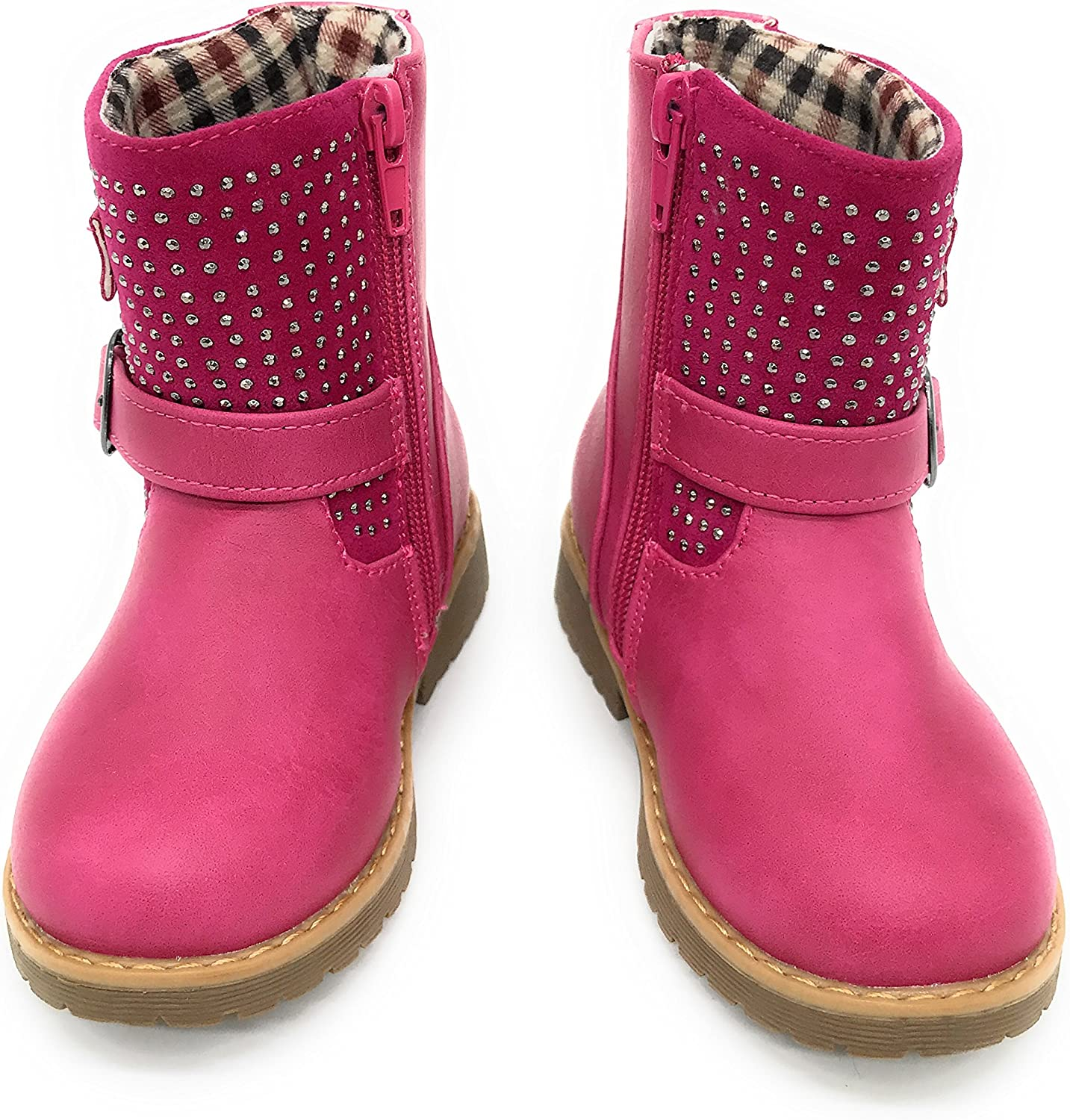 Blue Berry EASY21 Girls Fashion Cute Toddler//Infant Winter Snow Boots