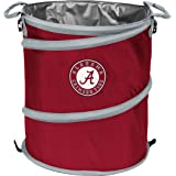 Collegiate Collapsible Multi Function Pop-Up Barrel: Cooler, Hamper or Trash Can