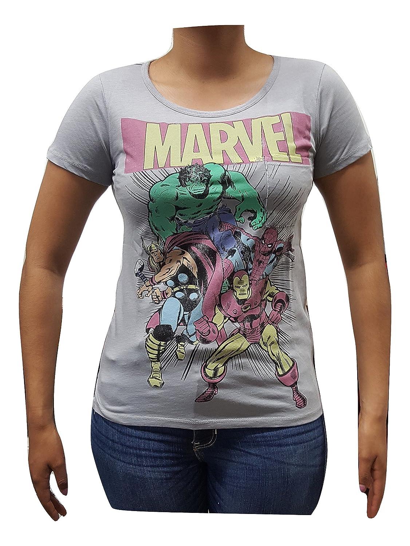 The Avengers Hulk T-shirts Funny Printing Casual Cotton Loose Superhero Tees