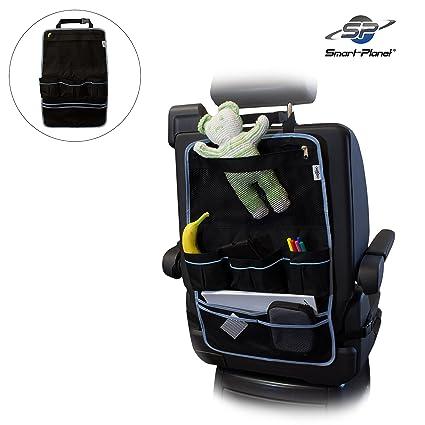 Auto Organizer Baby Kinder Rücksitz Rückenlehnenschutz Rücksitztasche Tasche 9