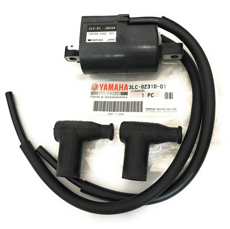 Yamaha Banshee OEM Ignition Coil/NGK Caps 1987-2006 OEM Yamaha