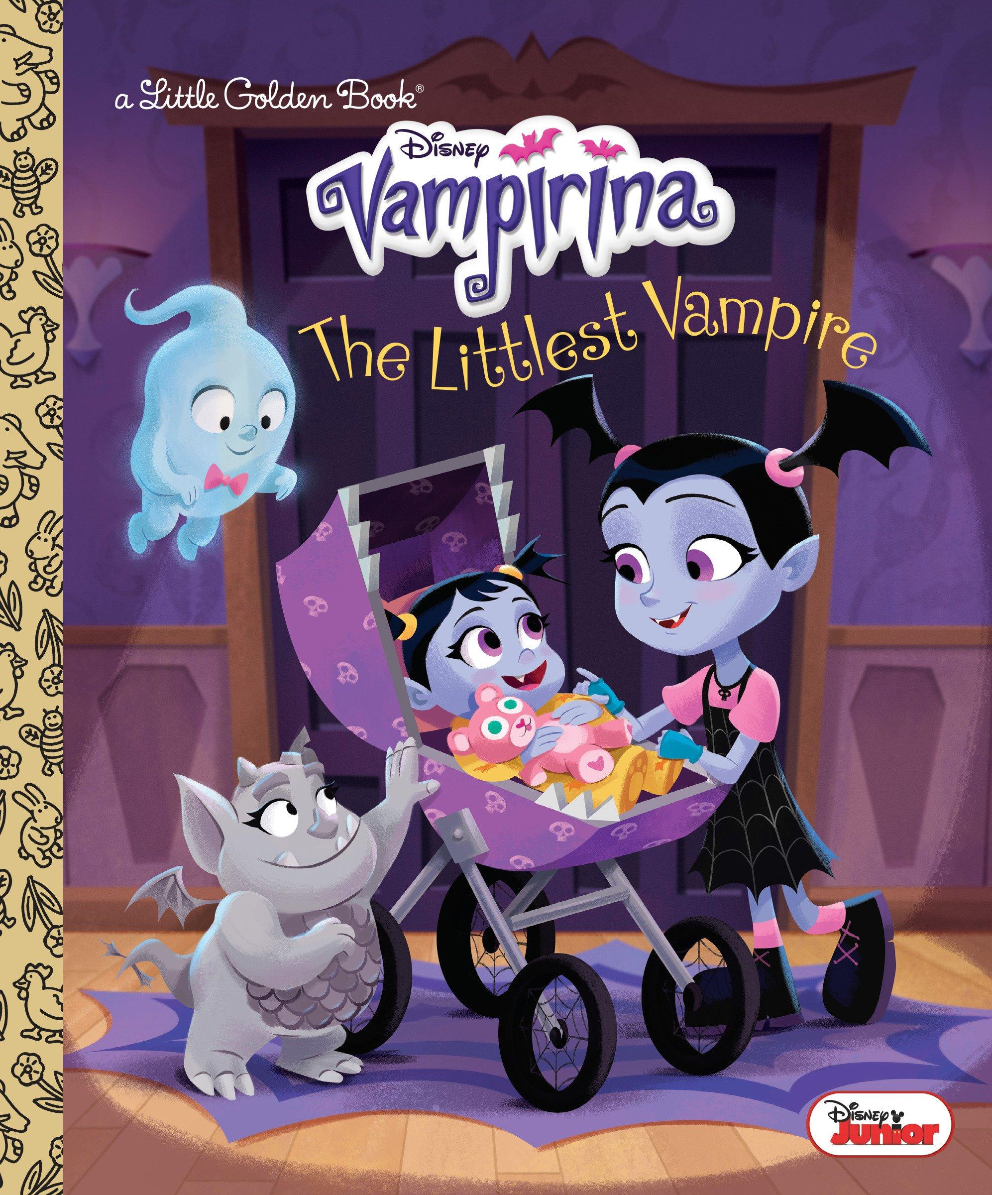 The Littlest Vampire (Disney Junior Vampirina) (Little Golden Book) pdf