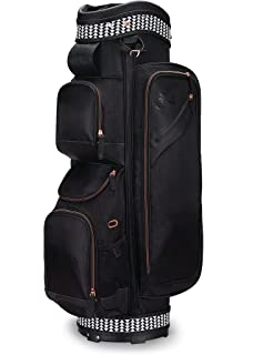 dd084c079832 Amazon.com : Callaway 2016 Up town Cart Bag, Black/White : Sports ...