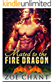 Mated to the Fire Dragon (Elemental Mates Book 4)