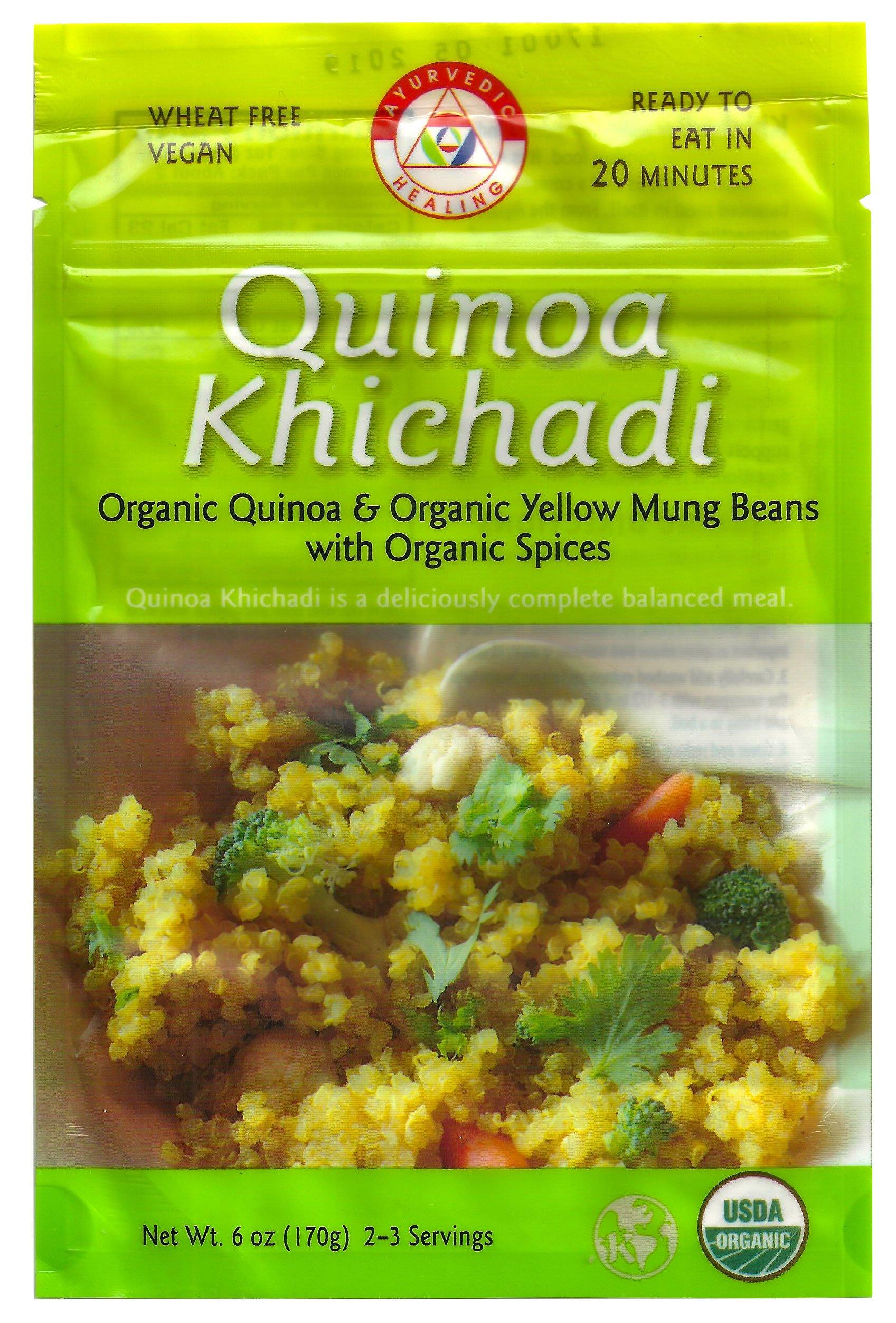 Quinoa Khichadi, USDA Certified Organic, 6 Ounce