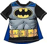 Warner Bros. Batman Little Boys' Swim Rash Guard