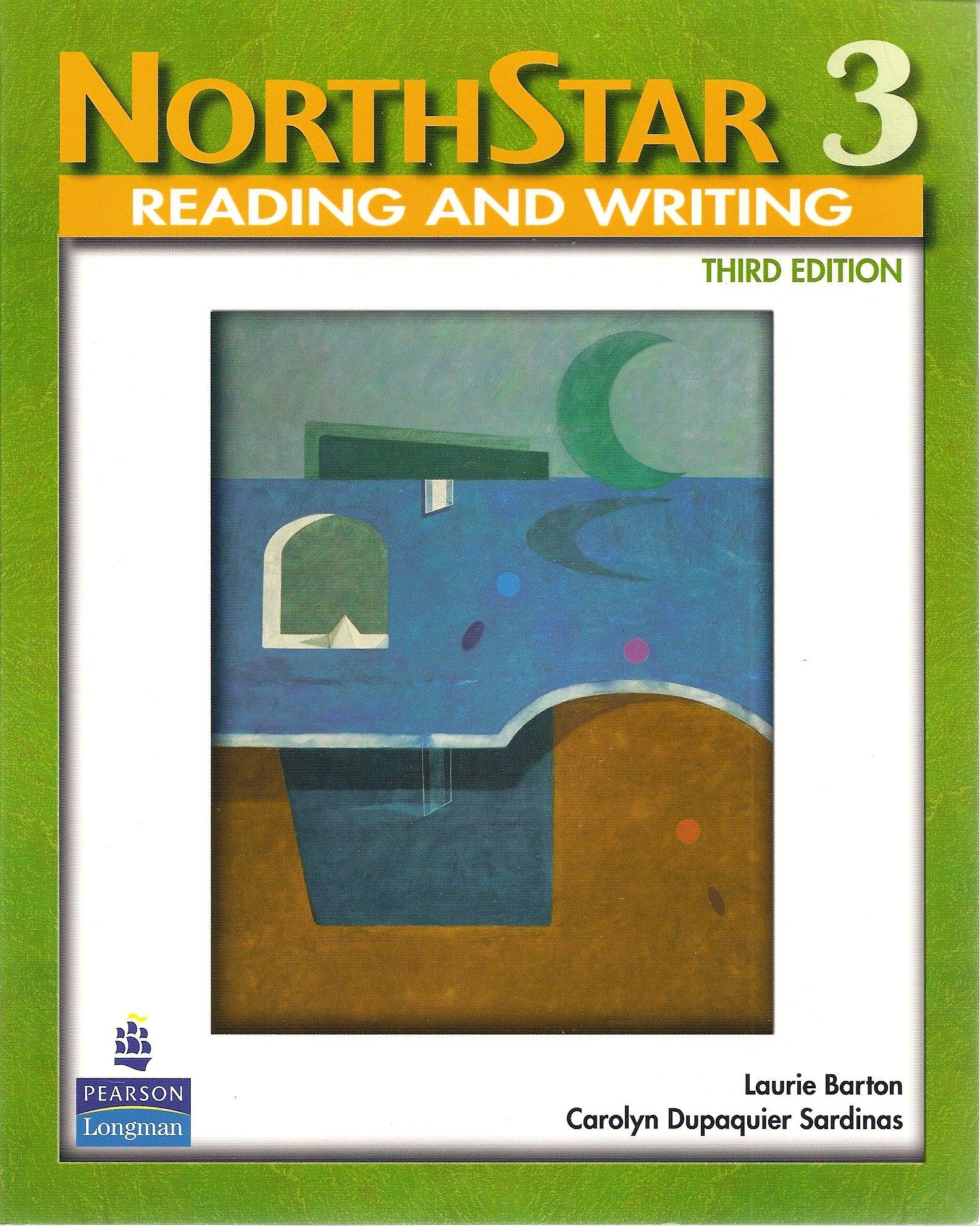 NorthStar Reading and Writing 3, Third Edition (Student Book): SARDINAS:  9780136133681: Amazon.com: Books